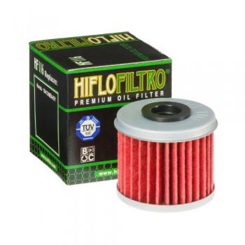 FILTRO OLEO HONDA TRX400/300 HIFLOFILTRO HF 113
