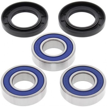 KIT ALL BALLS 25-1271 YZ125/250/250F/450F 86/98 RODA TRAS