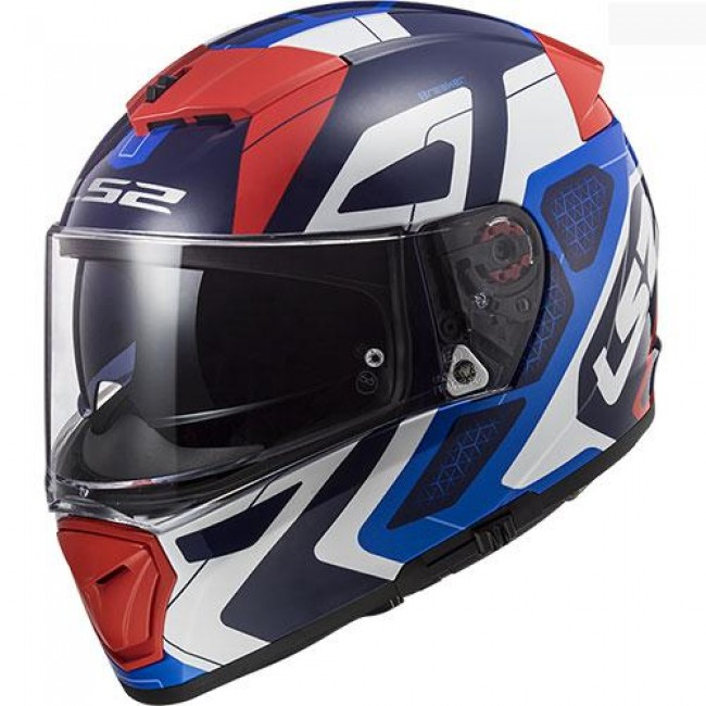 CAPACETE LS2 INTEGRAL FF390 ANDROID