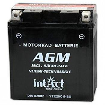 BATERIA AGM YTX20CH-BS       15