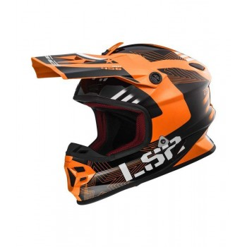 CAPACETE CROSS LS2 MX456      17