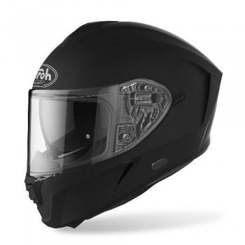 CAPACETE AIROH INTEGRAL SPARK LISO