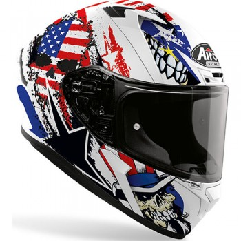 CAPACETE AIROH INTEGRAL VALOR UNCLE SAM