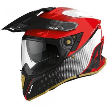 CAPACETE AIROH TRAIL COMMANDER PROGRESS ED LIMITADA RS