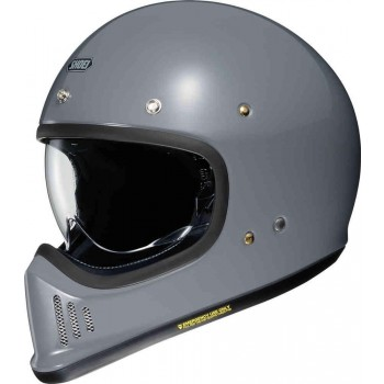 CAPACETE SHOEI CROSS EX-ZERO LISO