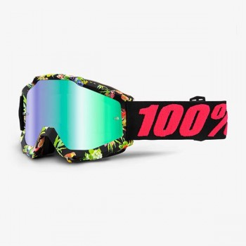 OCULOS CROSS 100% ACCURI CHAPTER 11 LENTE ESPELHADA 18