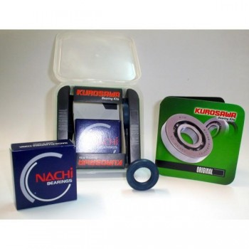 KIT ROLAMENTO/RETENTOR/CAMBOTA PEUGEOT SPEEDFIGHT/BUXY    3