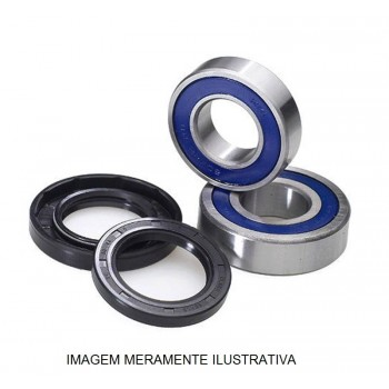 KIT ALL BALLS 25-1202 CR125/250 90/99 RODA TRAS      15