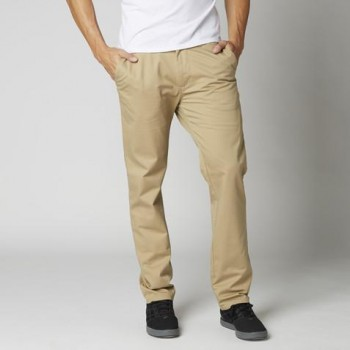 CALÇAS CASUAL FOX THROTTLE CHINO     16