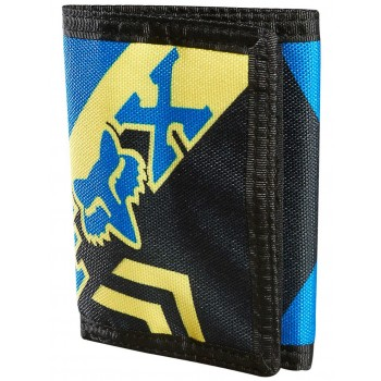 CARTEIRA FOX ANTHEM VELCRO PRETO   14