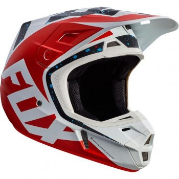 CAPACETE CROSS FOX V2 NIRV    17
