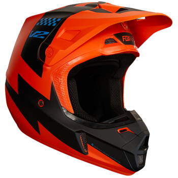 CAPACETE CROSS FOX V2 MASTAR 18