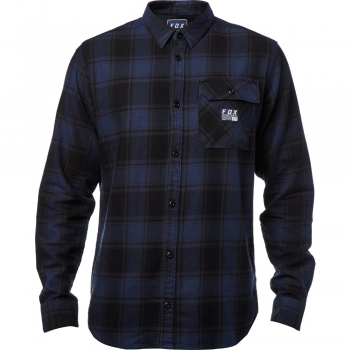 CAMISA FOX VOYD FLANNEL 18