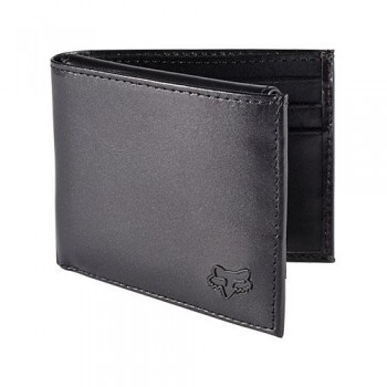 CARTEIRA FOX BIFOLD LEATHER     19