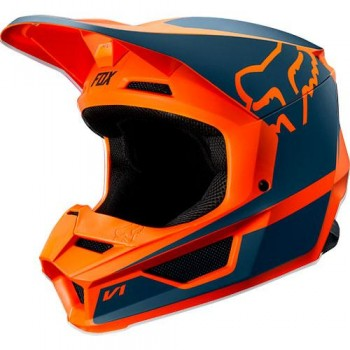 CAPACETE CROSS FOX V1 PRZM 19