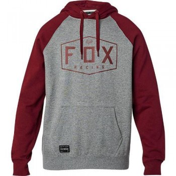 SWEAT FOX CREST PULLOVER FLEECE 20