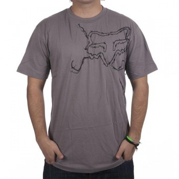 T-SHIRT FOX BARBED   12